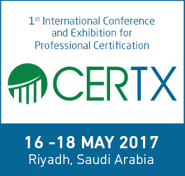 Certx - Exhibition for professional Certification