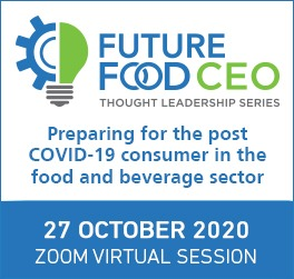 FUTURE FOOD CEO THOUGHT LEADERSHIP SERIES