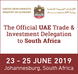 The official UAE Trade & Investment Delegation to South Africa